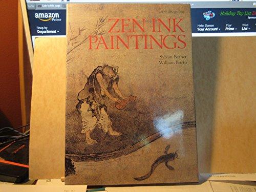9780870115219: Zen Ink Paintings (Great Japanese art)