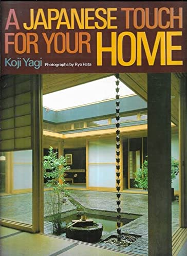 9780870115264: A Japanese Touch for Your Home