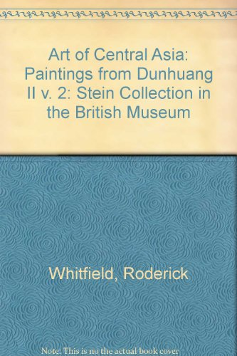 9780870115554: Art of Central Asia: the Stein Collection in the British Museum 2 Paintings from Dunhuang II (v. 2)