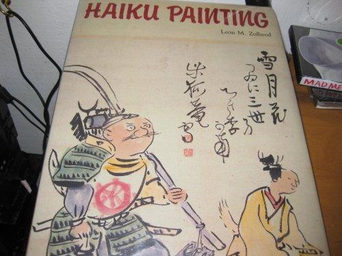 Haiku Painting: Zolbrod, Leon M.
