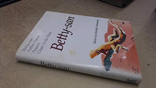 9780870115653: Betty-san