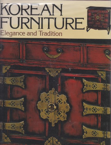 9780870116520: Korean Furniture: Elegance and Tradition