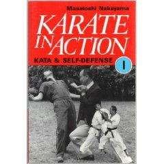 9780870116995: Karate in Action: Kata and Self-Defense I : One on One I--Frontal Attack (Bk. 1)