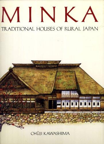 9780870117213: Minka: Traditional Houses of Rural Japan