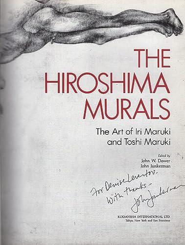 9780870117350: Hiroshima Murals: The Art of Iri Maruki and Toshi Maruki