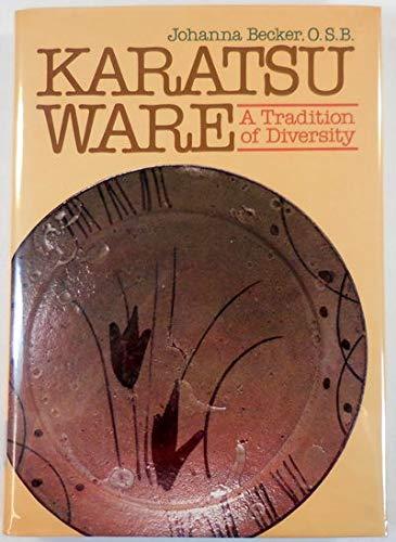 9780870117497: Karatsu Ware: A Tradition of Diversity