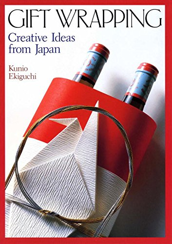 9780870117688: Gift Wrapping: Creative Ideas from Japan