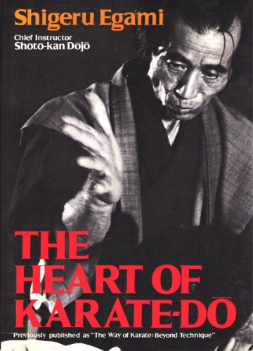 9780870118166: Heart of Karate-do