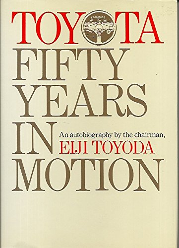 9780870118234: Toyota: Fifty Years in Motion