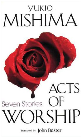 9780870118241: Acts of Worship: Seven Stories (Japan's Modern Writers)