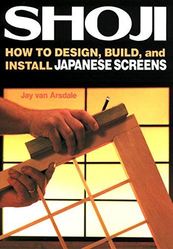 9780870118647: Shoji: How to Design, Build, and Install Japanese Screens