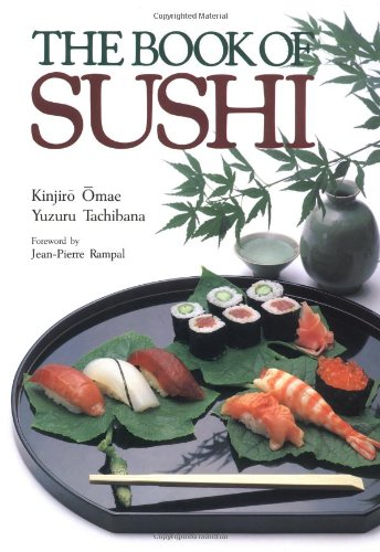 9780870118661: The Book of Sushi