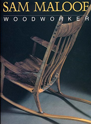 9780870119101: Sam Maloof, Woodworker