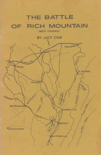 The Battle of Rich Mountain: Zinn, Jack