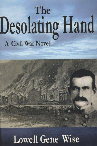 9780870127472: The Desolating Hand: A Civil War Novel