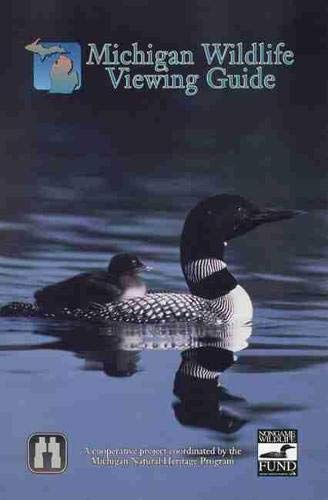 9780870133503: Michigan Wildlife Viewing Guide (Watchable Wildlife Series)