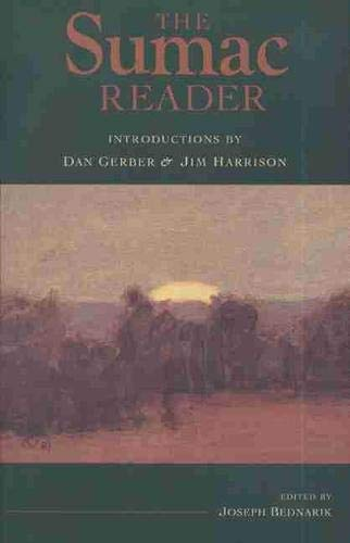 The Sumac Reader: Harrison, Jim; Gerber,
