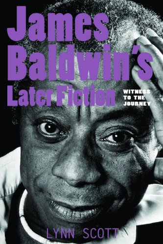 9780870136139: James Baldwin's Later Fiction: Witness to the Journey
