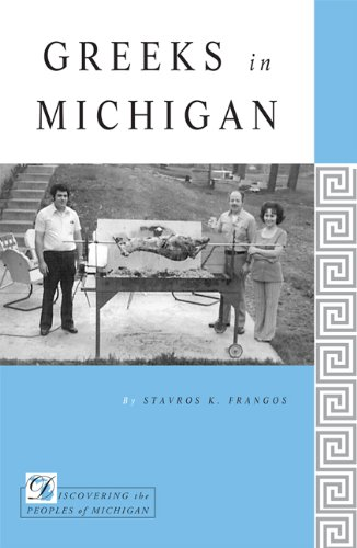 9780870136795: Greeks in Michigan (Discovering the Peoples of Michigan)