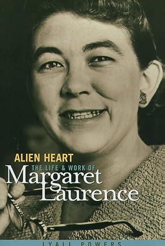 9780870137143: Alien Heart: The Life & Work of Margaret Laurence