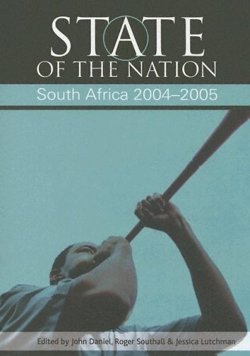 9780870137167: State Of The Nation: South Africa 2004-2005