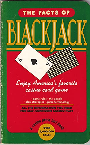 9780870190124: Facts of Blackjack