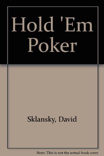 9780870190216: Hold 'Em Poker