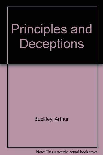 9780870190414: Principles and Deceptions