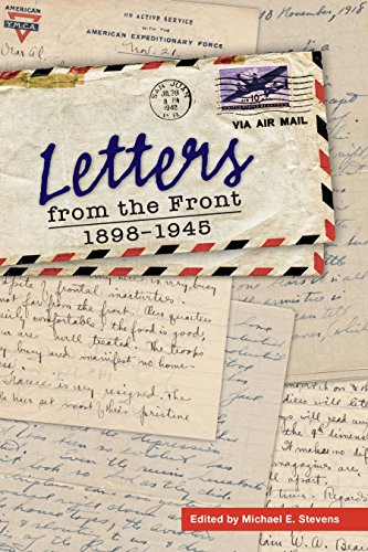 9780870202681: Letters from the Front, 1898-1945 (Voices of the Wisconsin Past)