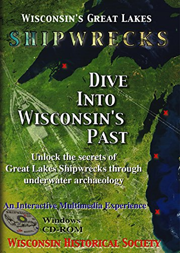 9780870203718: Wisconsin's Great Lakes Shipwrecks