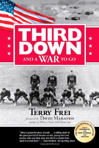 9780870203848: Third Down and a War to Go