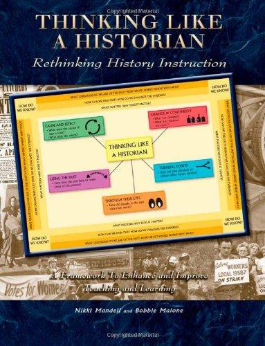9780870204388: Thinking Like a Historian: Rethinking History Instruction