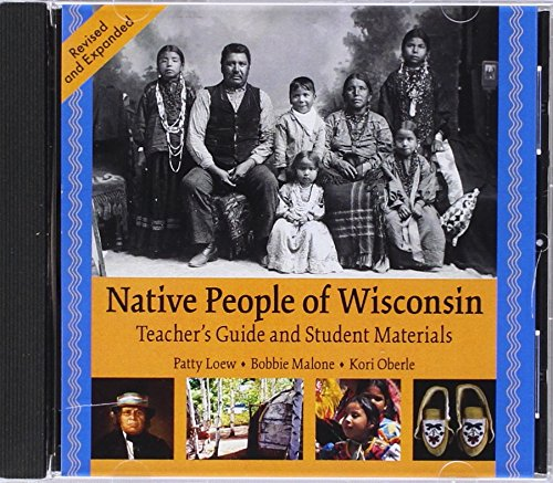 9780870207495: Native People of Wisconsin, Rev. TG and Student Materials (New Badger History)