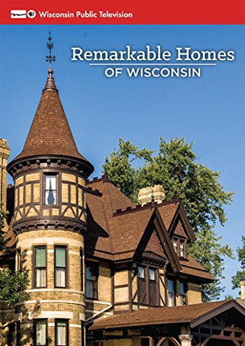 9780870207501: Remarkable Homes of Wisconsin