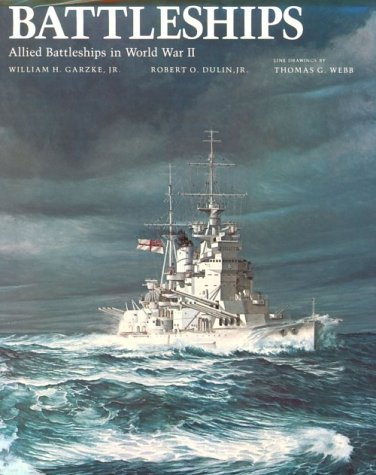 9780870211003: Battleships: Allied Battleships in World War II