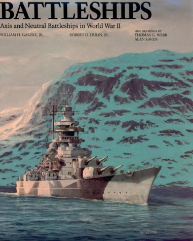 9780870211010: Battleships: Axis and Neutral Battleships in World War II