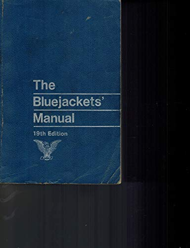9780870211096: The Bluejackets' Manual, 19th Edition