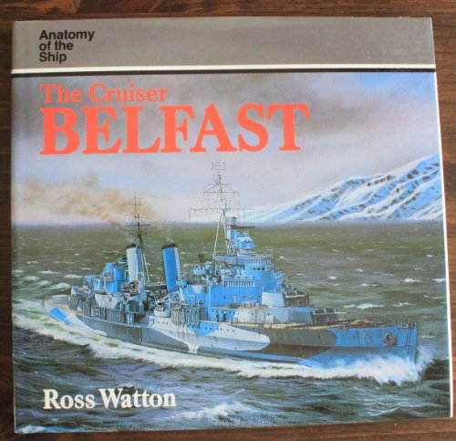 "9780870211386: The Cruiser ""Belfast"""
