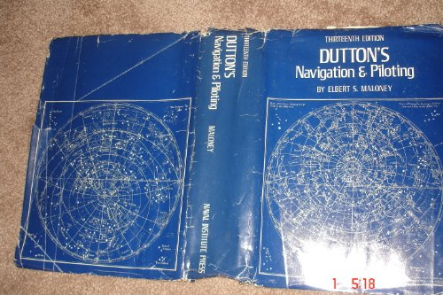 9780870211645: Dutton's Navigation and Piloting