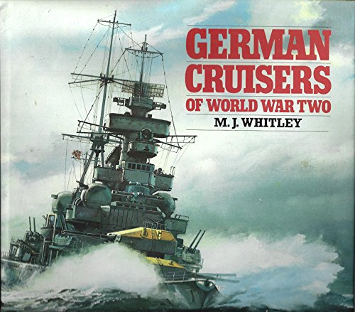 9780870212178: German Cruisers of World War II