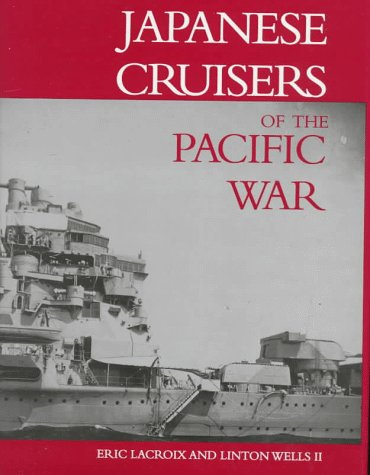 9780870213113: Japanese Cruisers of the Pacific War