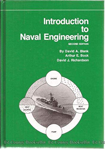 9780870213205: Introduction to Naval Engineering (Fundamentals of naval science series)