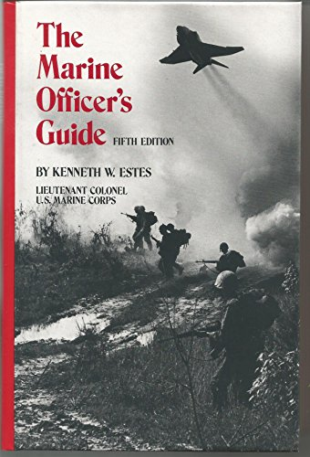 9780870214080: The Marine Officer's Guide