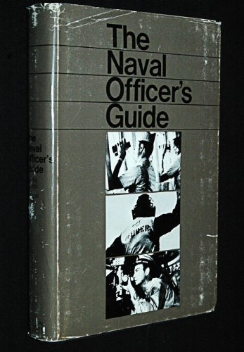 9780870214325: Naval Officer's Guide