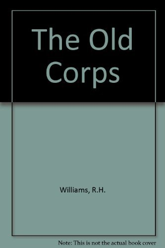 9780870215049: The Old Corps: A Portrait of the U.S. Marine Corps Between the Wars
