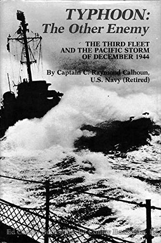9780870215100: Typhoon, the Other Enemy: The Third Fleet and the Pacific Storm of December 1944