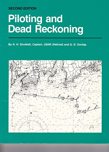 9780870215124: Piloting and Dead Reckoning