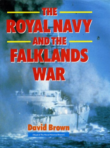 9780870215728: The Royal Navy and the Falklands war