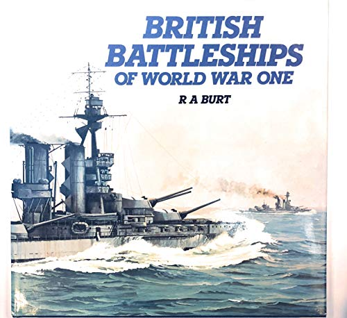 9780870218637: British Battleships of World War One