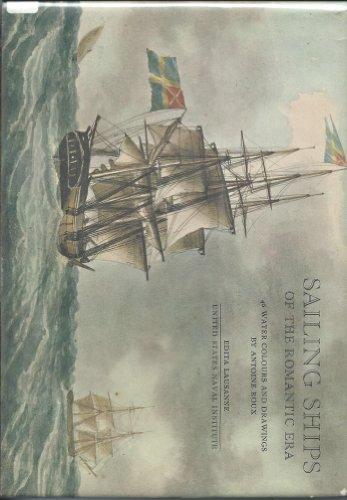 Sailing Ships of the Romantic Era : A 19th